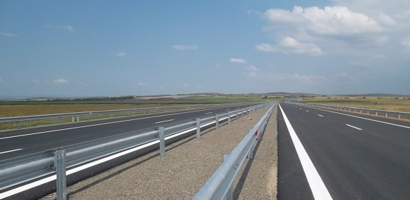 """От 14 часа на 15 юли се пуска движението по последния участък от АМ """"Тракия"""" – от пътен възел Зимница до Карнобат"""