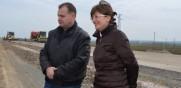 Вицепремиерът Захариева и инж. Лазаров инспектираха лот 4 на АМ