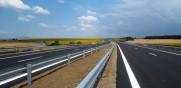 """На 15 юли се открива последният участък от АМ """"Тракия"""" – от пътен възел """"Зимница"""" до Карнобат. Автомагистралата вече свързва София с Бургас"""